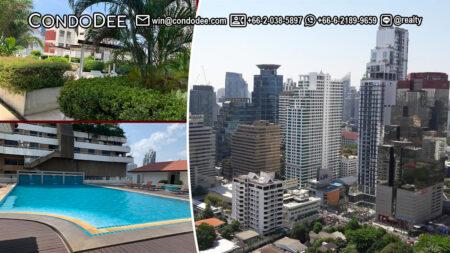 Sukhumvit Living Town Bangkok Condominium in Asoke Near Srinakharinwirot University
