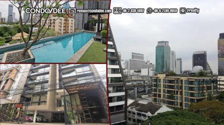 The Nest Ploenchit low-rise Bangkok condominium near BTS Ploenchit