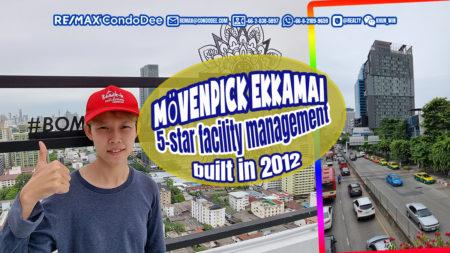 Movenpick Residences Ekkamai - Up Ekamai Bangkok Condominium