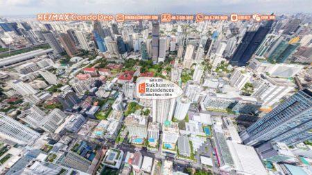 15 Sukhumvit Residences Bangkok Condominium Near BTS Asoke and BTS Nana
