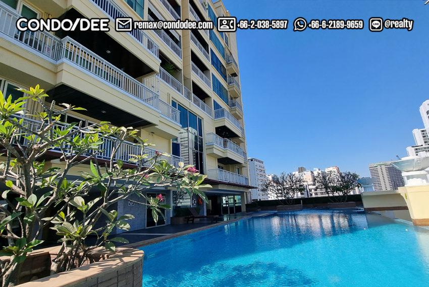 Wilshire Sukhumvit 22 Condo - building