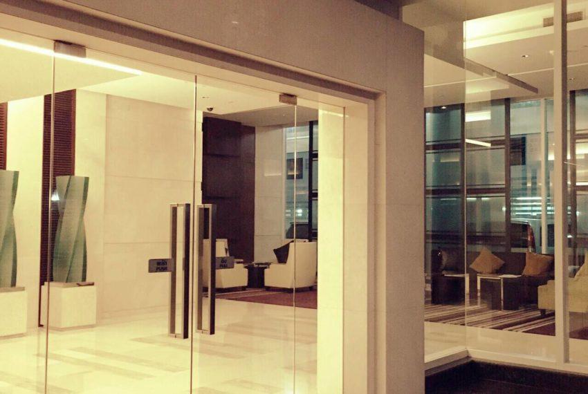 Wilshire Sukhumvit 22 Condominium - entrance