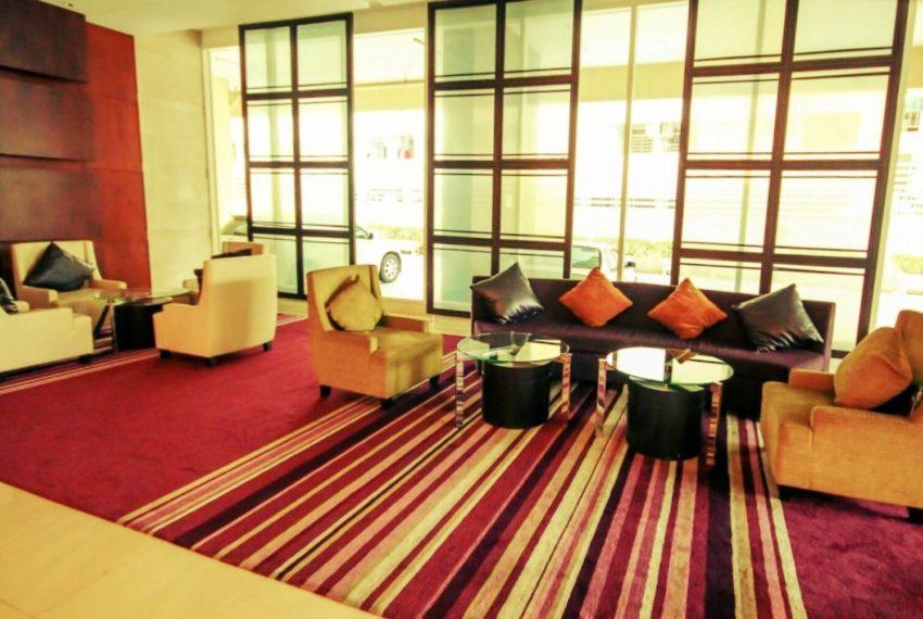 Wilshire Sukhumvit 22 Condominium - lobby