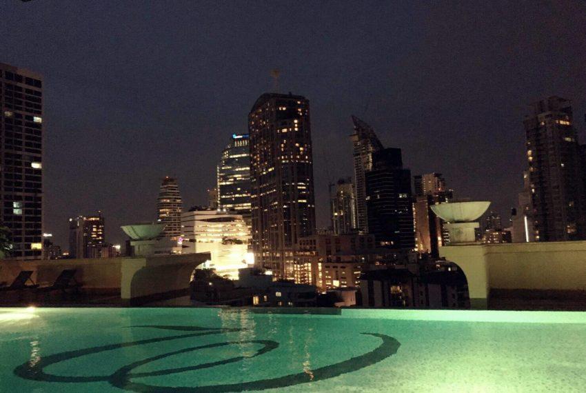 Wilshire Sukhumvit 22 Condominium - pool