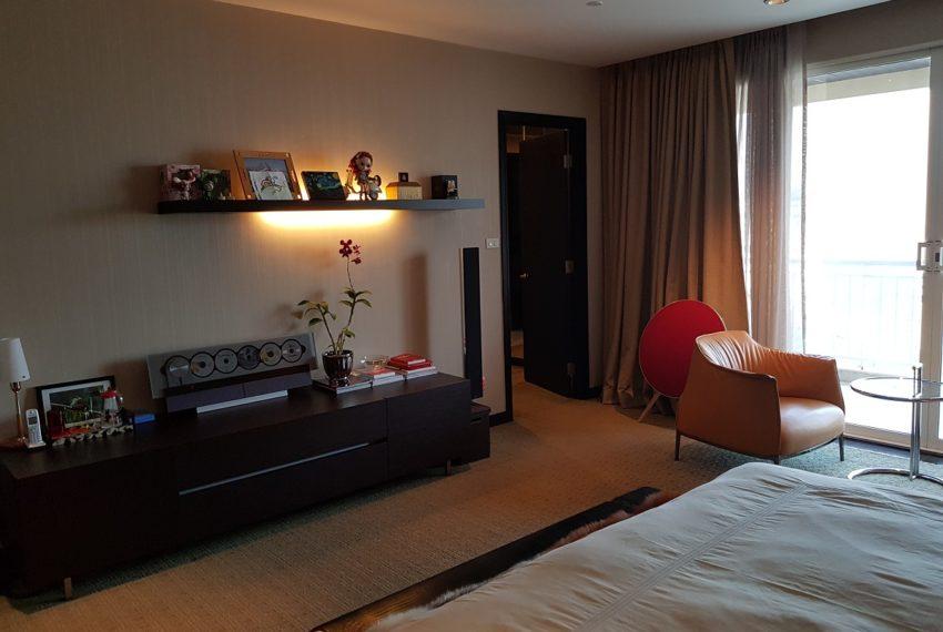 Wilshire Sukhumvit 22 Penthouse Diplex Sales - bedroom