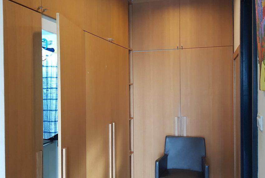 Wilshire Sukhumvit 22 Penthouse Diplex Sales - builtin closets