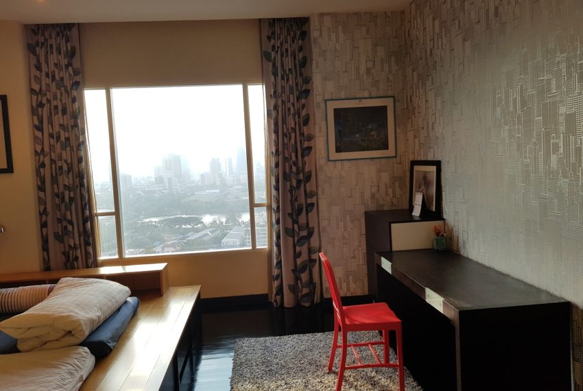 Wilshire Sukhumvit 22 Penthouse Diplex Sales - kids bedroom