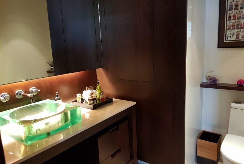 Wilshire Sukhumvit 22 Penthouse Diplex Sales - nice bedroom