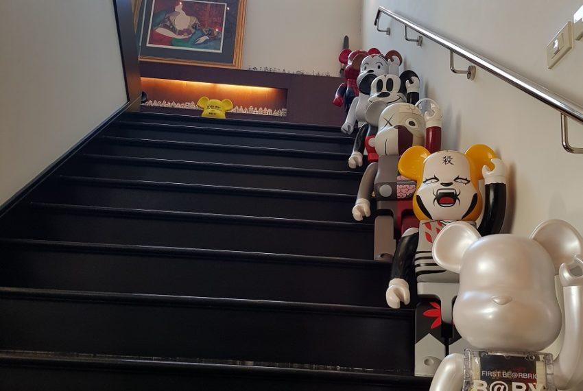 Wilshire Sukhumvit 22 Penthouse Diplex Sales - stairs