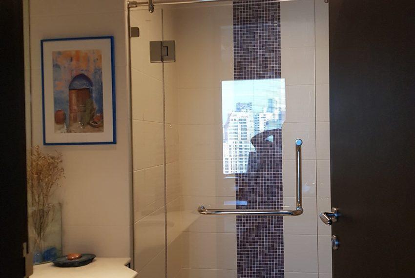Wilshire Sukhumvit 22 Penthouse Diplex Sales - toilet