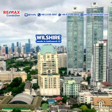 Wilshire Condominium in Sukhumvit 22
