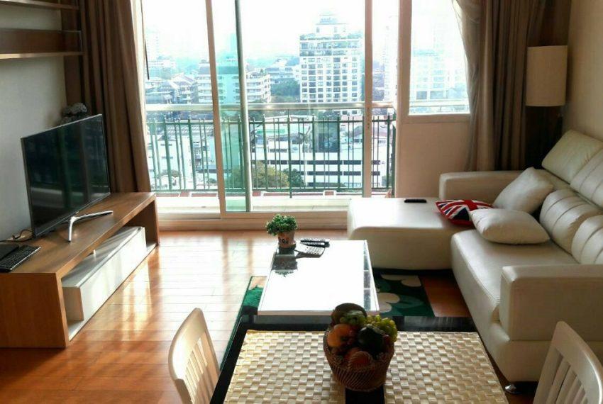 Wind SUkhumvit 23 - 1 bedroom - Rent - balcony