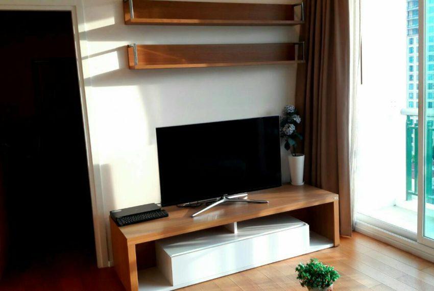 Wind SUkhumvit 23 - 1 bedroom - Rent - flat TV
