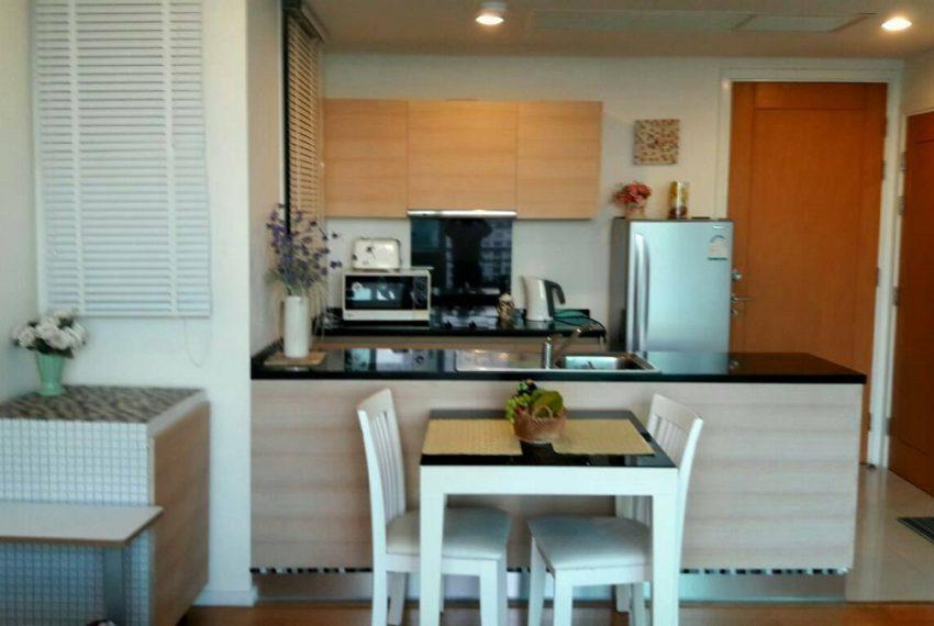 Wind SUkhumvit 23 - 1 bedroom - Rent - kitchen