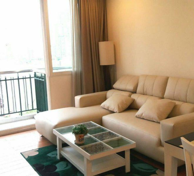 1 bedroom flat for rent in Asoke - large area - mid-floor - Wind Sukhumvit 23