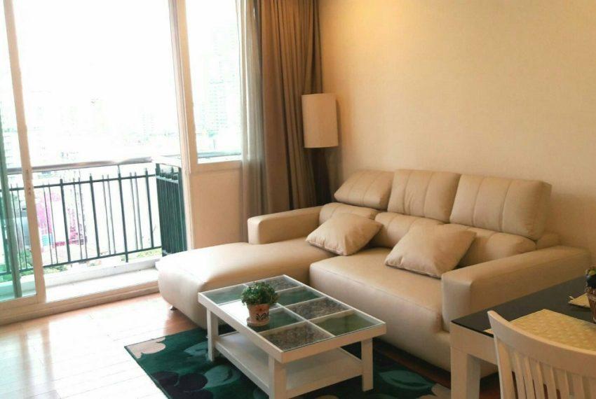 Wind SUkhumvit 23 - 1 bedroom - Rent - living