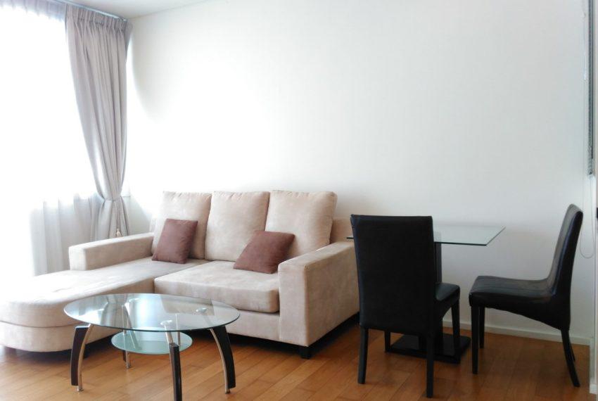 Wind Sukhumvit 23 1 bedroom rent - furnished