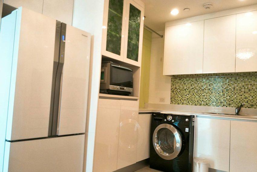 Wind Sukhumvit 23 - 3bedroom - sale - washing maching
