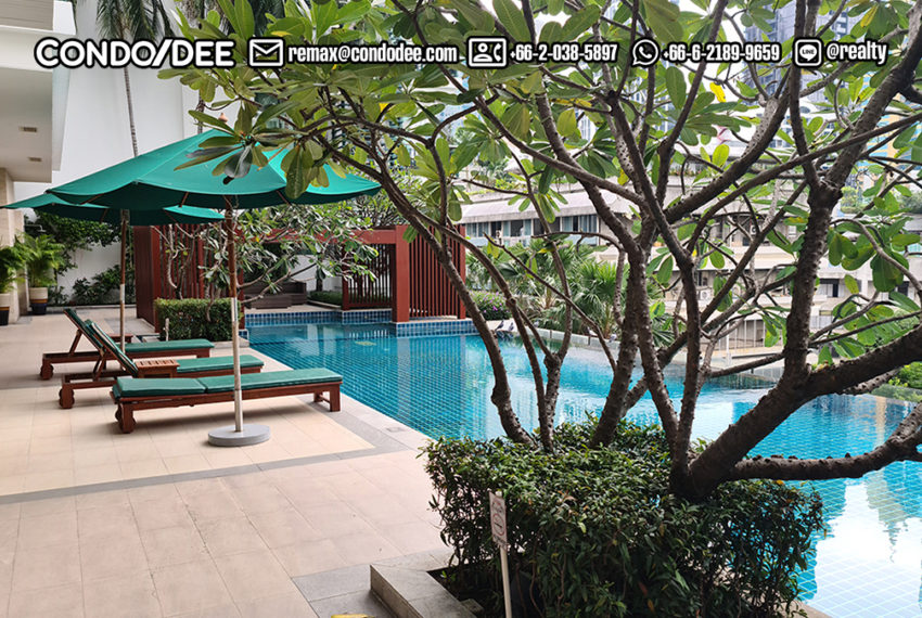 Wind Sukhumvit 23 Swiming pool 1