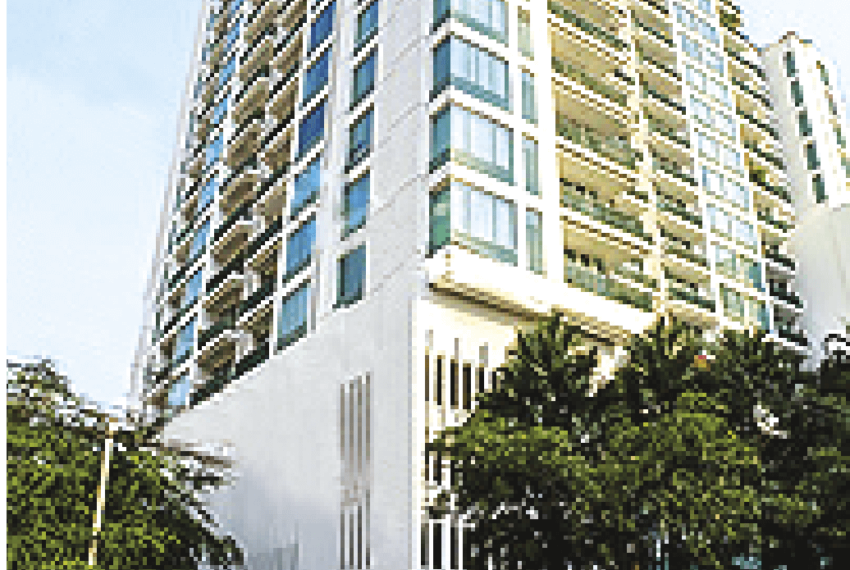 Wind Sukhumvit 23 condominium in Asoke