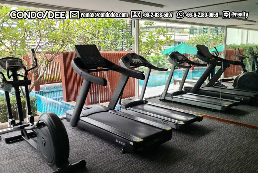 Wind Sukhumvit 23 fitness
