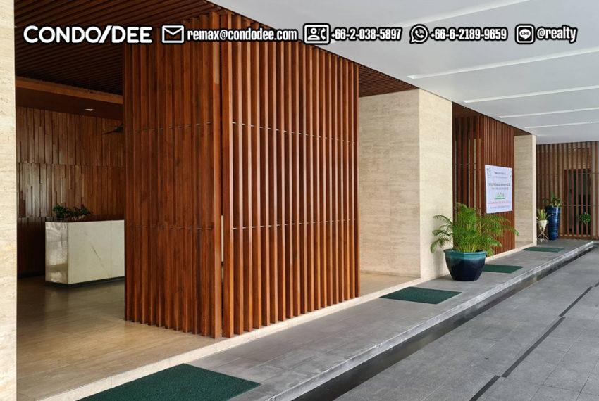 Wind Sukhumvit 23 lobby