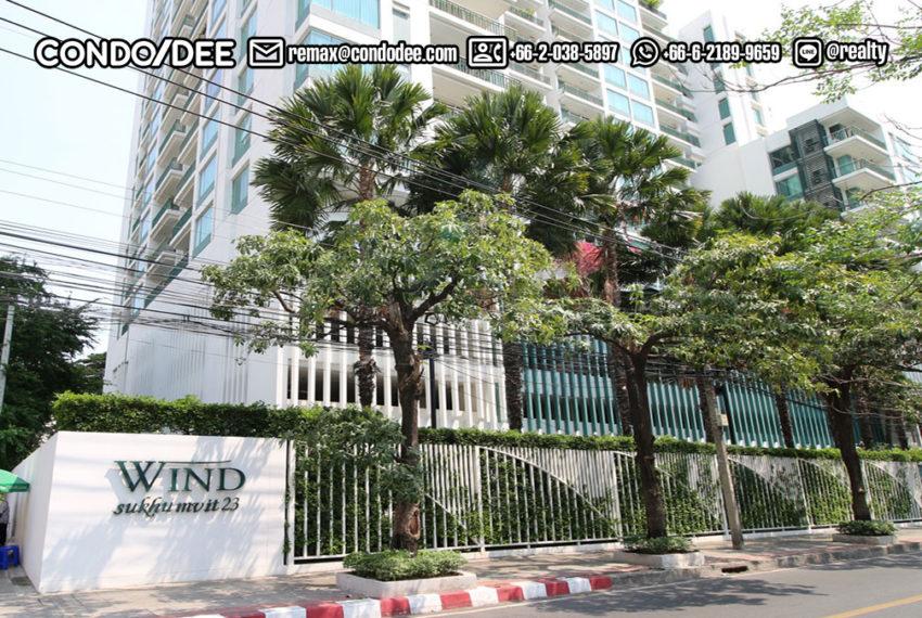 Wind Sukhumvit 23 private pool 2