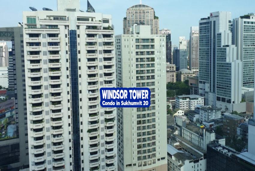 Windsor Tower SUkhumvit 20 - REMAX CondoDee