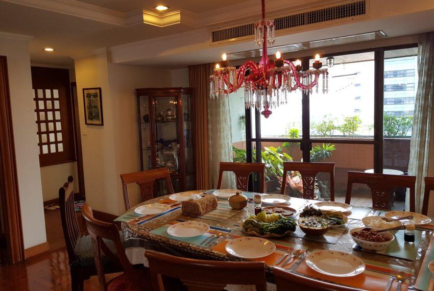 Windsor Tower Sukhumvit 20 6-bedrooms 611sqm - dinning