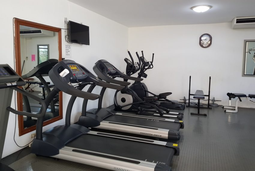 Windsor Tower Sukhumvit 20 - fitness