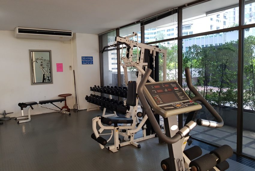 Windsor Tower Sukhumvit 20 - gym