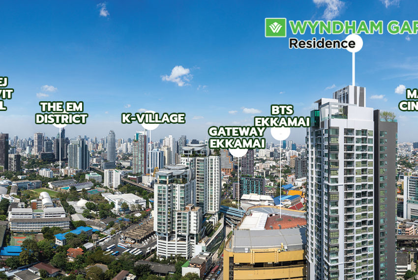 Wyndham Garden Residence at Sukhumvit 42 - location