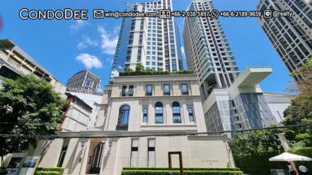The Diplomat 39 luxury Bangkok condominium near BTS Phrom Phong