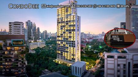 Noble Recole Sukhumvit 19 Bangkok Condominium Near Asoke BTS
