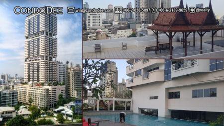 Waterford Diamond Tower Bangkok Condominium Near BTS Phrom Phong and BTS Thonglor