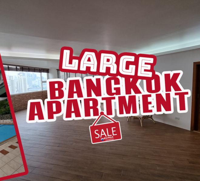 Large Bangkok condo in Thonglor - 3-Bedroom - The Waterford Park Sukhumvit 53