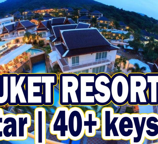 Resort in Phuket for sale