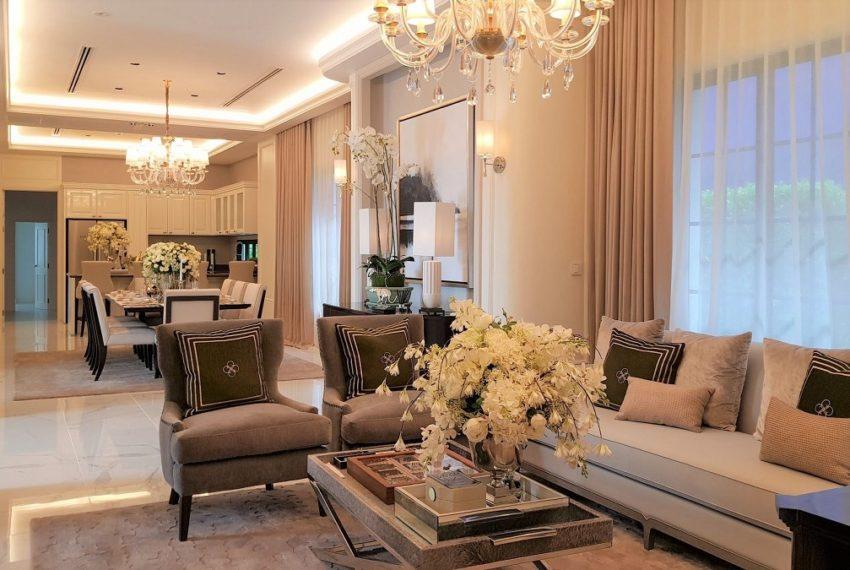 baan sansiri pattanakarn-livingroom-sale_rent6
