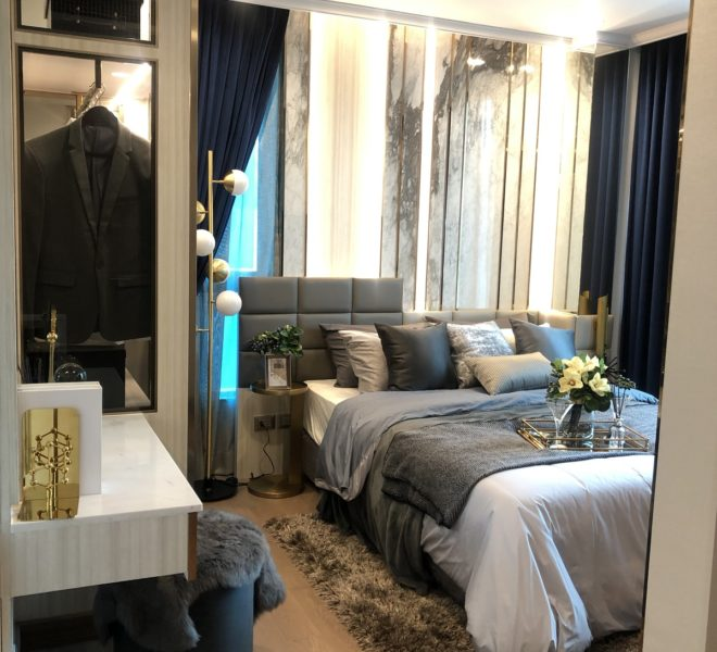 Brand-new condo for sale with promotion - 2-bedroom - low-floor - foreign quota - Supalai Oriental