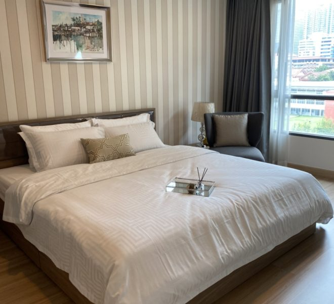 New 3-bedroom condo in Asoke for sale - Voque Sukhumvit 31 condominium near University