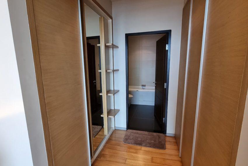 built-in wardrope