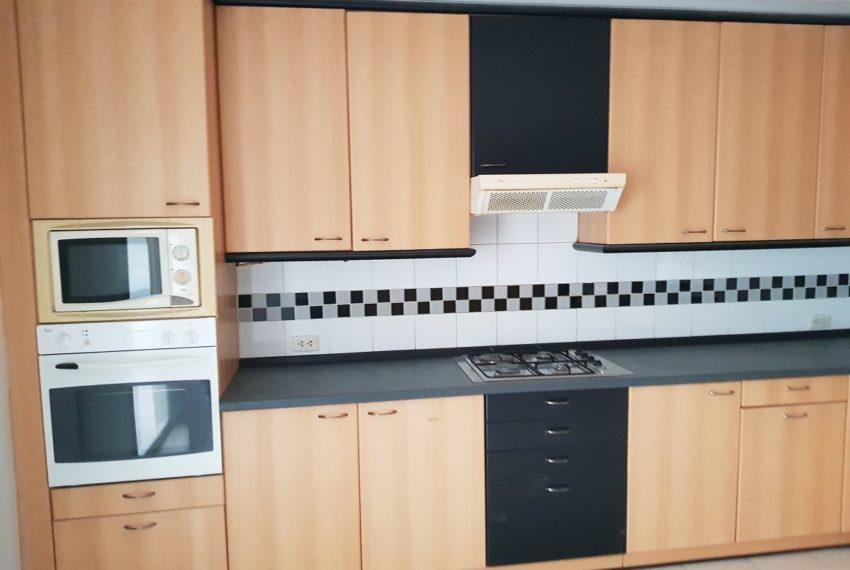 builtin kitchen