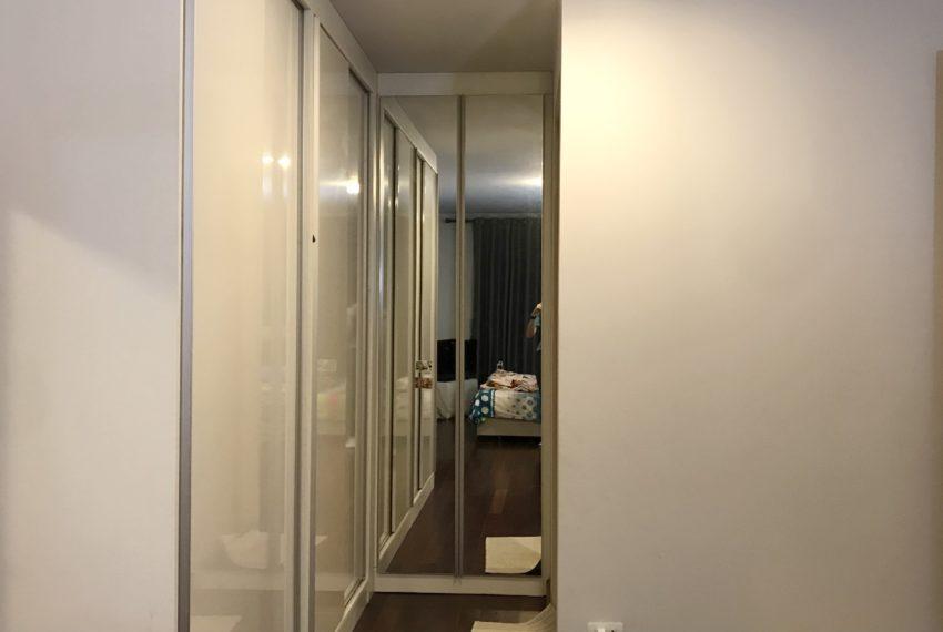 buit in closet