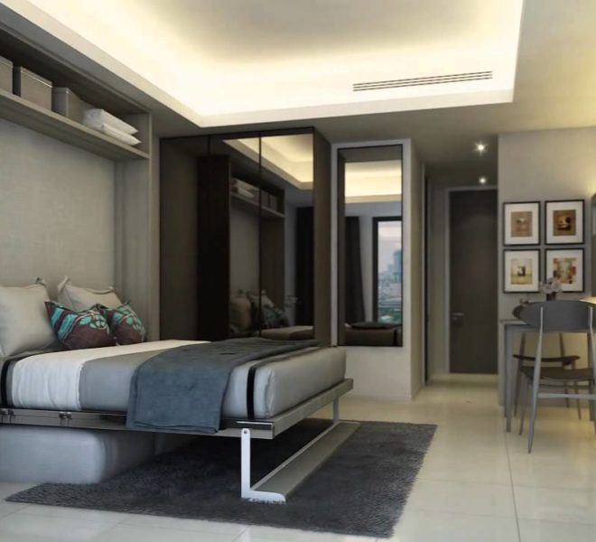 New 1-Bedroom Condo In Circle Rein Sukhumvit 12