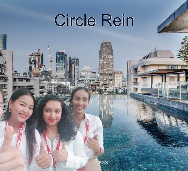 Circle Rein Sukhumvit 12 - Condominium near BTS Asoke