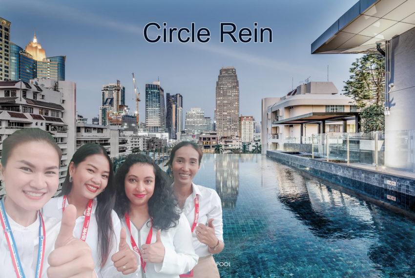 circle rein sukhumvit 12 - swimming pool - Condodee