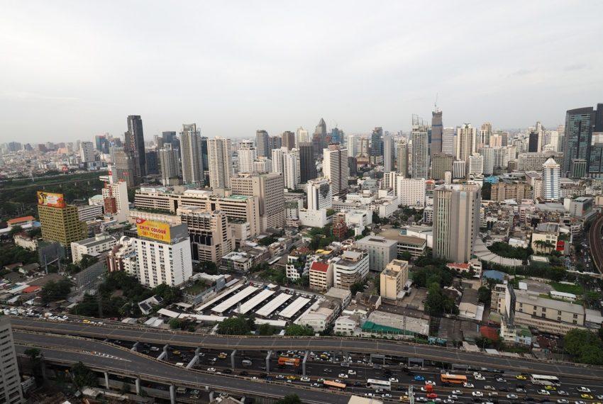 city view - high floor