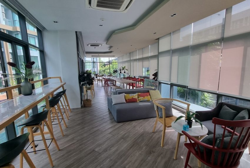 co-working place