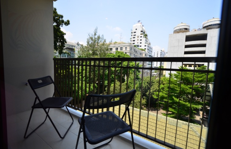 collezio Sathorn-Pipat 2b2b sale - Balcony