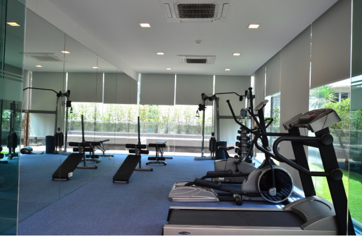 collezio Sathorn-Pipat - Gym